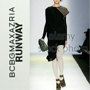 BCBG Runway abstract dress